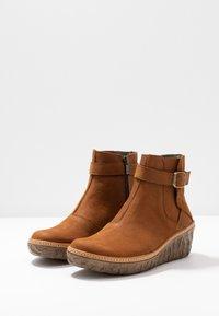 El Naturalista - MYTH YGGDRASIL - Ankle boots - pleasant wood - 4