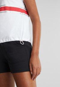 Esprit Sports - Print T-shirt - white - 6