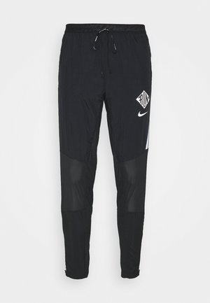ELITE PANT - Jogginghose - black/reflective silver