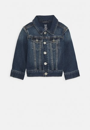 TODDLER BOY - Chaqueta vaquera - medium wash