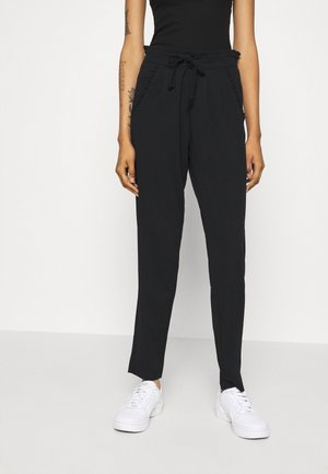 JDYCATIA NEW PANT - Trousers - black