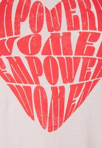 GAP - CREW - Print T-shirt - rose - 2