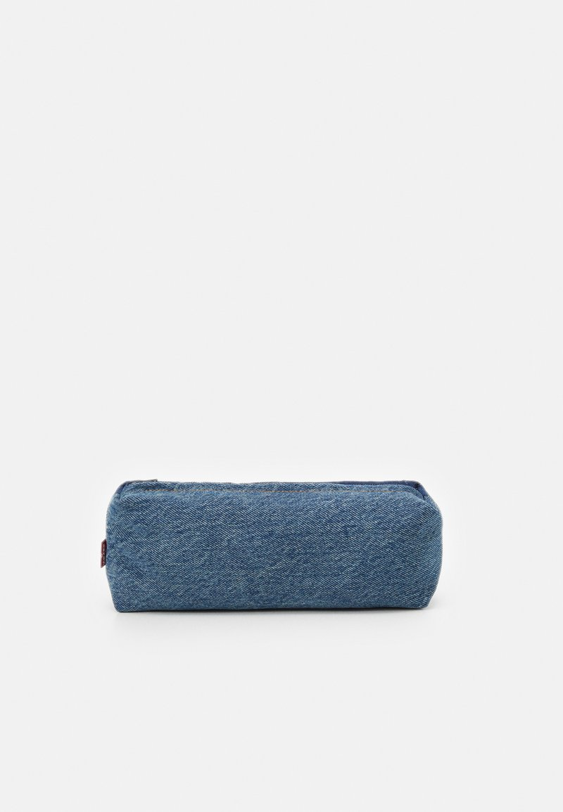 Levi's® - LEVI'S® X PORTO ALEGRE SMALL CONTRAST PENCIL CASE - Jiné doplňky - blue denim