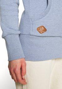 Ragwear - NESKA ZIP - Zip-up sweatshirt - lavender - 3