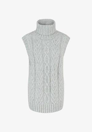 Veste - light grey melange