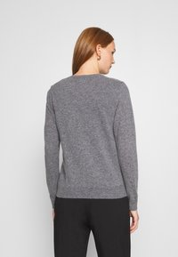 Benetton - Cardigan - grey - 2