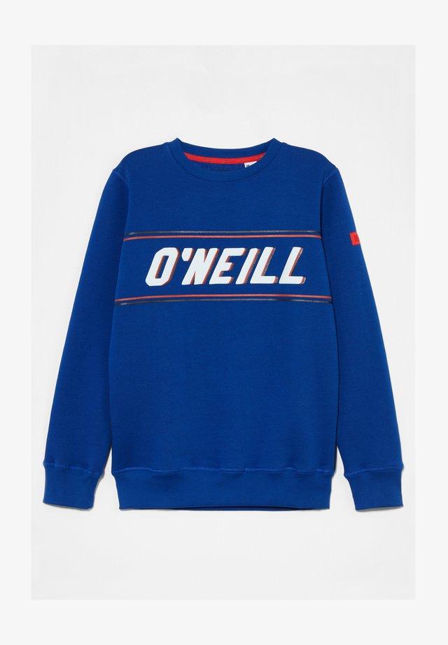 Sweatshirt - surf blue