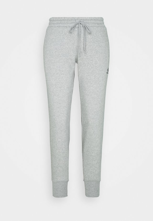 WOMENS STAR CHEVRON FOUNDATION SIGNATURE PANT - Tracksuit bottoms - vintage grey heather
