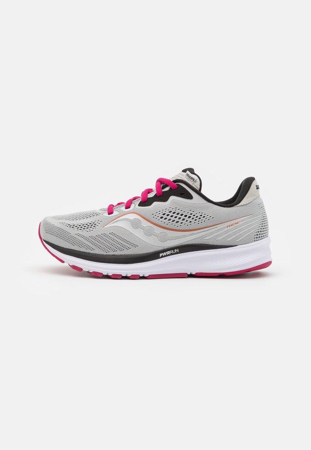RIDE 14 - Chaussures de running neutres - fog/cherry