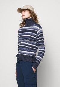 Polo Ralph Lauren - Spodnie materiałowe - east side royal - 3