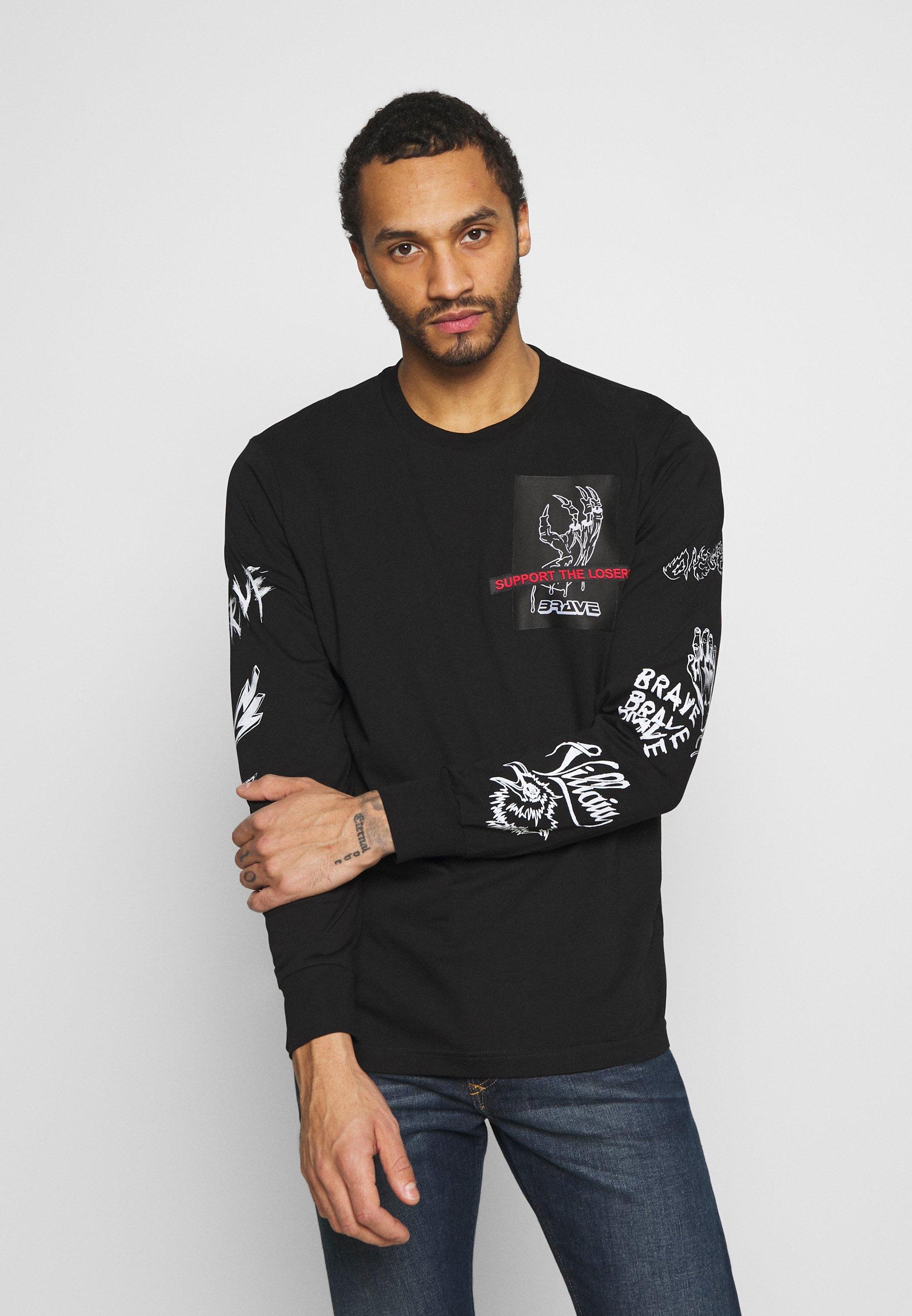 Men T-JUST-LS-A9 MAGLIETTA UNISEX - Long sleeved top