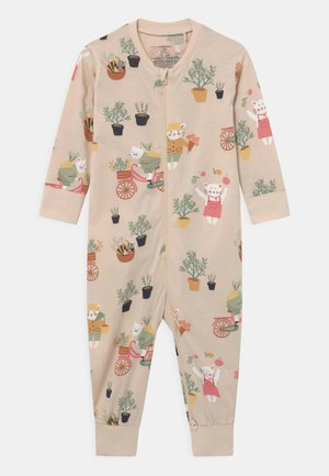 FRUIT MARKET UNISEX - Pyžamo - beige