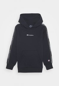 Champion - LEGACY AMERICAN TAPE HOODED - Bluza z kapturem - navy - 0