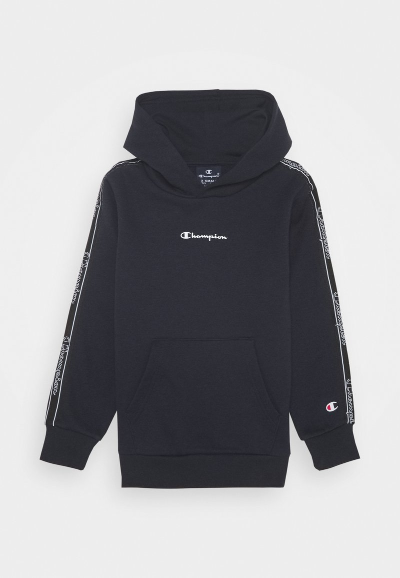 Champion - LEGACY AMERICAN TAPE HOODED - Bluza z kapturem - navy