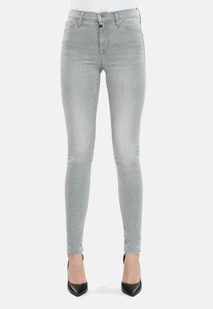 SOPHIA - Slim fit jeans - stone grey