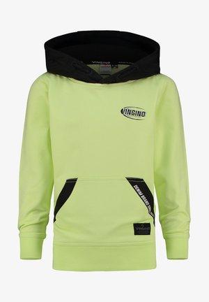 NONANO - Hoodie - neon yellow
