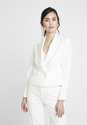 SPENCER BRIDAL JACKET - Blazer - snow white