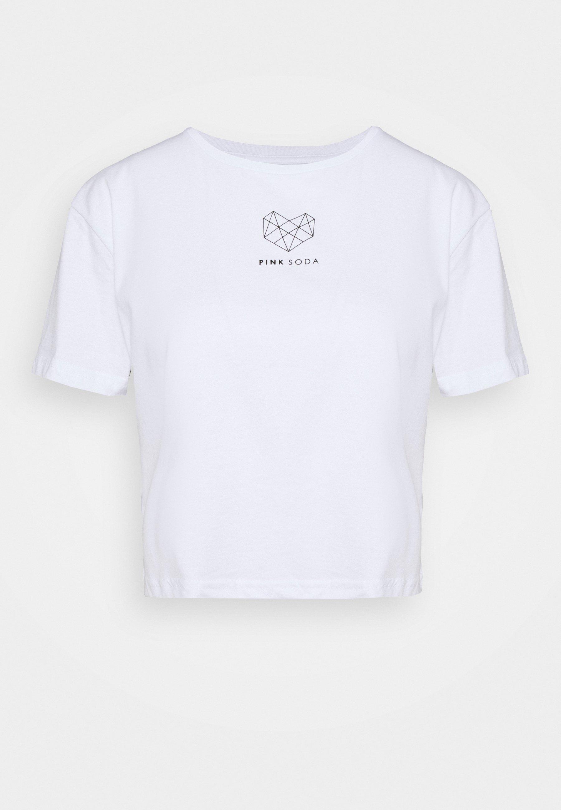 Femme INDIE CROP - T-shirt basique