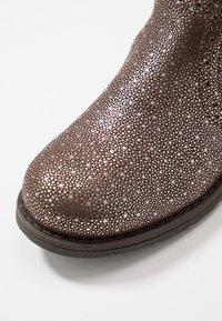 Bisgaard - HIGH - Zimní obuv - brown - 2