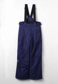 Kjus - BOYS VECTOR PANTS - Snow pants - atlanta blue - 0