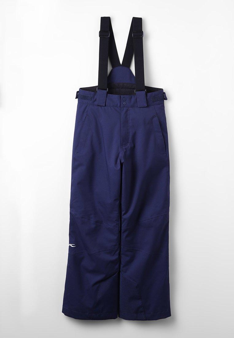 Kjus - BOYS VECTOR PANTS - Snow pants - atlanta blue