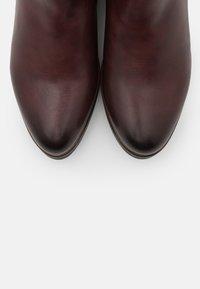 Anna Field - Ankle boots - dark red - 5