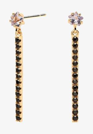 DAMEN 925ER SILBER - Earrings - gelbgold