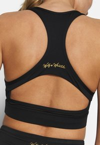 Wolf & Whistle - Sports bra - black - 4