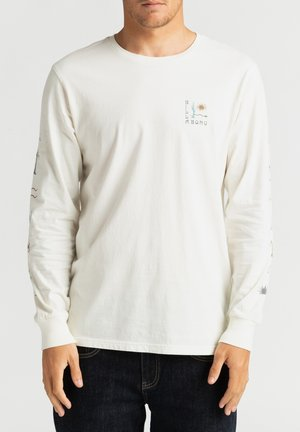 HOT SPRINGS  - Long sleeved top - off white