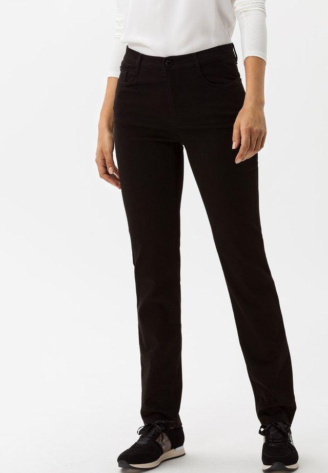 STYLE MARY - Pantalon classique - black