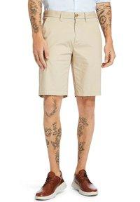 Timberland - SQUAM  - Shorts - beige - 0