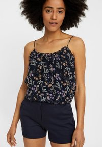 Vero Moda - Shorts - dark blue - 3
