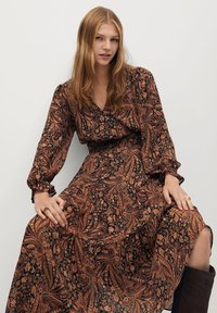 Mango - OSLO - Day dress - marrón - 3