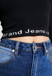 Abrand Jeans - A BROOKE - Jumper - black/white - 4