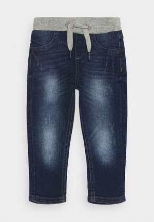 PULL ON PANTS BABY - Slim fit jeans - darker baby wash