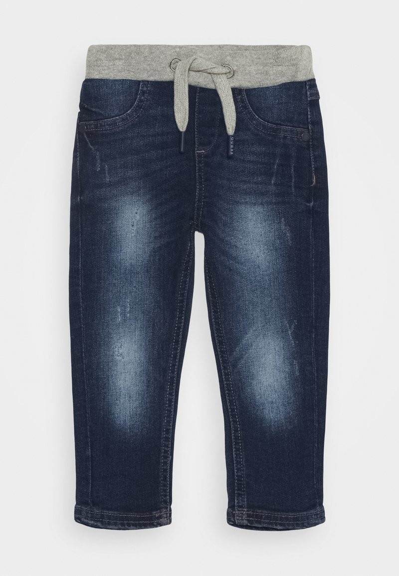 Guess - PULL ON PANTS BABY - Slim fit jeans - darker baby wash