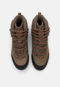 CMP - SHELIAK TREKKING SHOES WP - Chaussures de marche - torba - 3