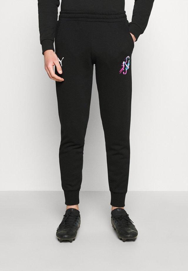 NEYMAR JR CREATIVITY PANT - Pantalon de survêtement - puma black
