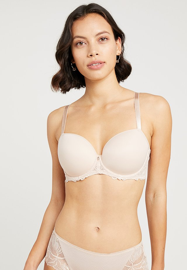 MEMOIR MOULDED BRA - Underwired bra - natural beige