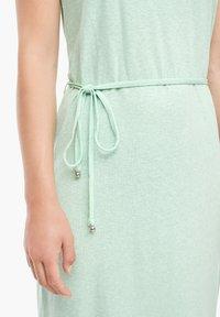 s.Oliver - Maxi dress - mint melange - 5