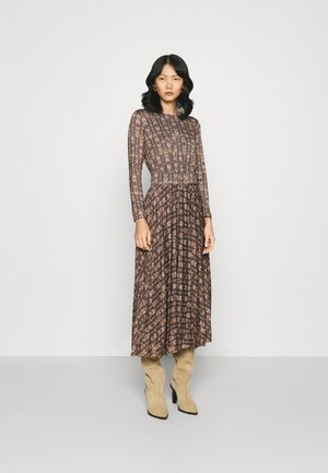 GRILLO - Day dress - brown