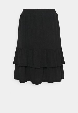 FABIAN SKIRT - A-line skirt - black