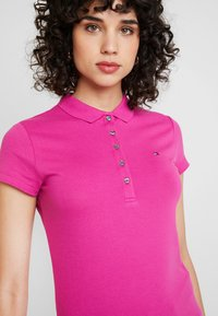 Tommy Hilfiger - NEW CHIARA - Polo shirt - purple - 4