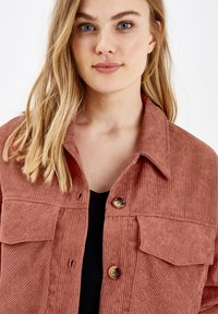b.young - BYDARIAM - Summer jacket - canyon rose - 4