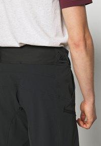 Zimtstern - TRAILSTAR EVO SHORT ME - Sports shorts - pirate black - 5