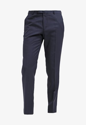 Suit trousers - blau
