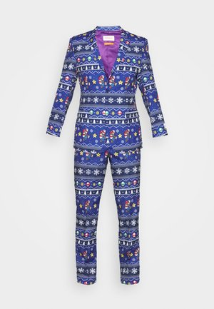 MERRY MARIO SET - Suit - blue