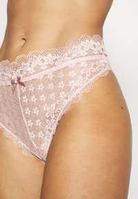 NA-KD - CHEEKY PANTY - Slip - dusty pink - 4