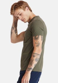 Timberland - T-shirt - bas - grape leaf - 3