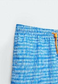 Massimo Dutti - Swimming shorts - blue - 2